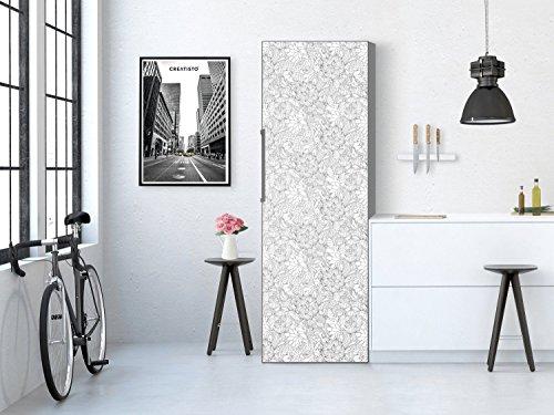 reparation-refrigerateur-cuisine-sticker-autocollant-art-de-tuiles-mural-design-flower-lines-2-60x18