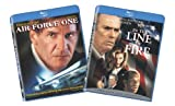 Air Force One & In the Line of Fire [Blu-ray] [US Import]