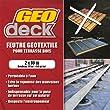Deck-Lin�a - Feutre G�otextile 100gr/m2 - Rouleau 2x10m = 20m2