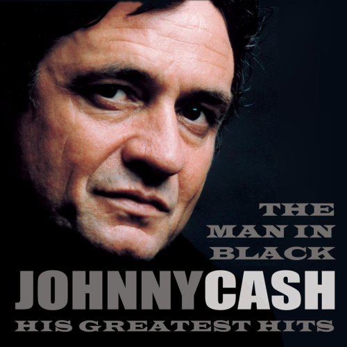 The Man In Black-His Greatest Hits artwork