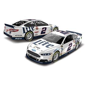 Amazon.com: Brad Keselowski #2 Miller Lite 2014 Ford Fusion NASCAR