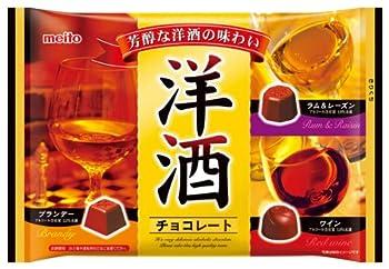 名糖産業 洋酒チョコレート185g
