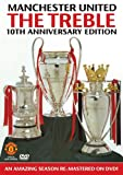 echange, troc Manchester United - The Treble [Import anglais]