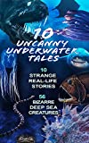 10 Uncanny Underwater Tales: 10 Types of Real Life Ocean Creatures (How Bizarre! With No End In Sight! Book 7)