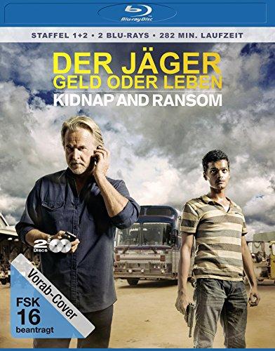 Der Jäger - Geld oder Leben - Staffel 1+2 [Blu-ray]