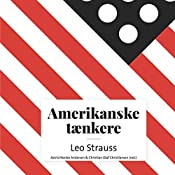 Leo Strauss (Amerikanske tænkere)   Astrid Nonbo Andersen, Christian Olaf Christiansen