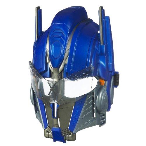 [Transformers: Dark of the Moon - Robo Power - Battle Mask Optimus Prime] (Prestige Optimus Prime Kids Costumes)