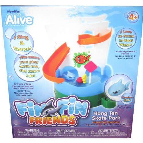WowWee Fin Fin Friends Play Set - Skate Park