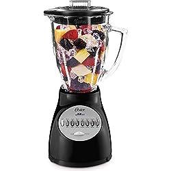 Oster Blender 14 Speed with Glass Jar 6694-B Black