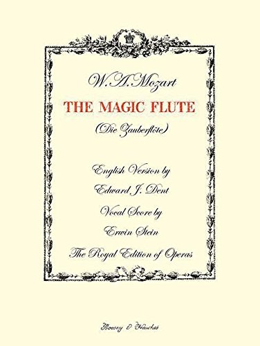 The Magic Flute (The Royal Edition of Operas)
