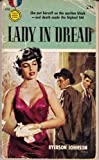 img - for Lady in dread (Gold medal books) book / textbook / text book