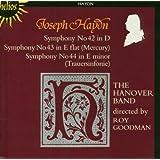 Haydn: Symphonies No 42, 43 & 44
