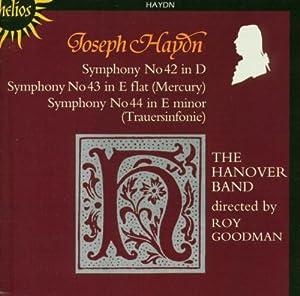 Symphonies 42-44