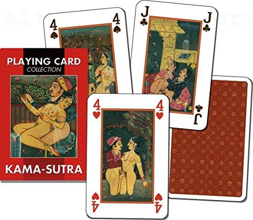Lo Scarabeo-Carte: Gioco di carte Kama Sutra in vendita cartone