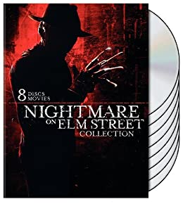 Nightmare On Elm Street Collection by New Line Home Video
