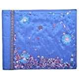 In Design Fabric Handmade Paper Photo Album (EH03, Blue)