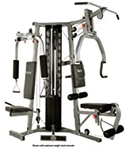 Get Back in Shape with BodyCraft Galena Pro Home Gym - Gain Muscle and Lose Fat with Resistance Training