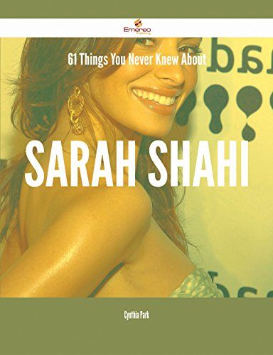 61 Things You Never Knew About Sarah Shahi