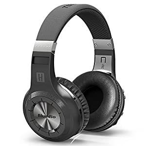 ef58ab5405b Bluedio H+(Turbine) Wireless Bluetooth Stereo Headphones Micro-SD Music  String/FM ...