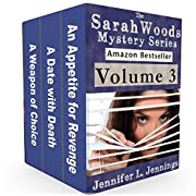Sarah Woods Mystery Series (Volume 3) (Sarah Woods Mystery Series Boxset)