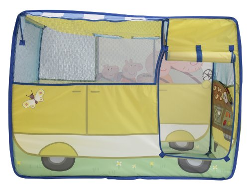 Read reviews of Peppa Pig C&avan Tent from hundreds of users plus ratings advice and prices to help you pick the right products for you. & Peppa Pig Campavan Tent | Play Tents