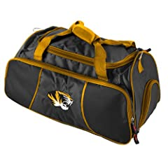 Buy Brand New Missouri Tigers NCAA Athletic Duffel Bag by Things for You
