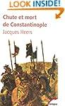 Chute et mort de Constantinople