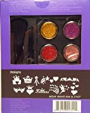 Princess and Hearts Professional Glitter Tattoo Kit