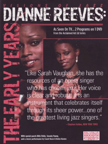 Dianne Reeves: The Early Years [DVD] [2011] [Region 1] [NTSC]