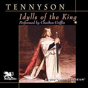 Idylls of the King Audiobook