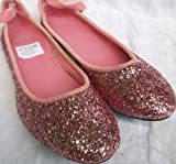 gemmy sectors halloween:Girl dimension 5, red Glittery shiny Shoes, excellent for halloween night Costume