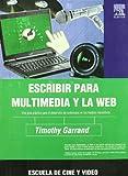 img - for ESCRIBIR PARA MULTIMEDIA Y LA WEB (CD-ROM) book / textbook / text book