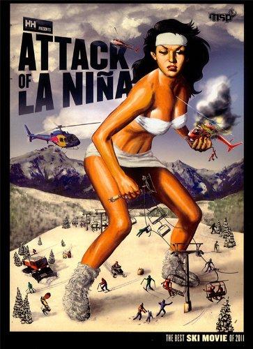 【スキーDVD】Attack of La Nina(アタック・オブ・ラ・ニーナ)