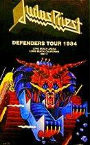 Judas Priest ~ Defenders Tour 1984 ~ Rare Original Vintage Poster ~ Approx 13 X 20 Inches