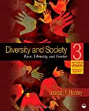 img - for Diversity and Society: Race, Ethnicity, and Gender, 2011/2012 Update book / textbook / text book