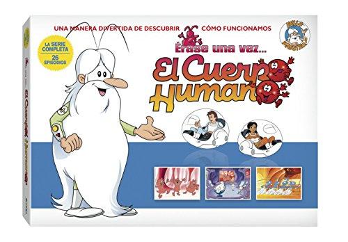 Erase una vez ... El Cuerpo Humano (Region 2) La Serie Completa