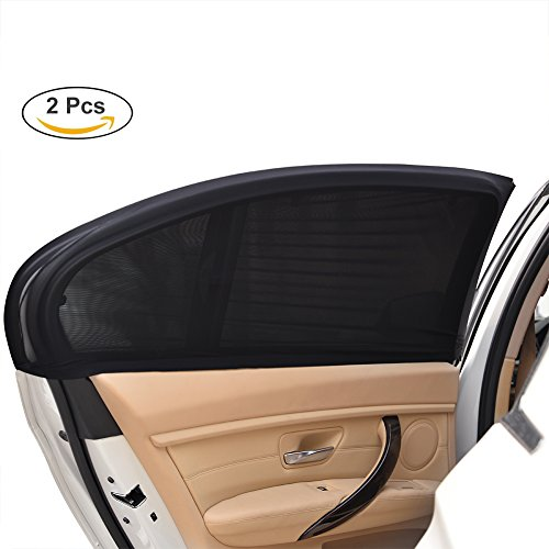 Car Window Shade for Baby Car Sun Shade Breathable Mesh 2 Pcs (Sun Shade Child compare prices)