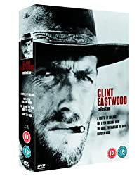 Clint Eastwood 4 Film Collection [DVD]