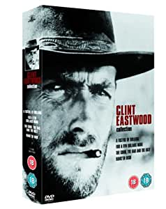 Clint Eastwood Collection [DVD] [2007]