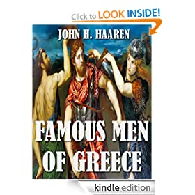 Famous Men of Greece (ILLUSTRATED)