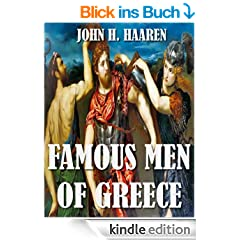 Famous Men of Greece (ILLUSTRATED) (English Edition)