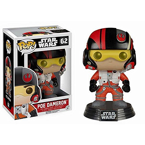 Funko POP! Star Wars: The Force Awakens Poe Dameron Bobblehead Vinyl Figure