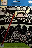 Paint With Water Velvet Poster ~ Busy Kids Kids Camp! ~ Hoot & Howl Owl ~ 6