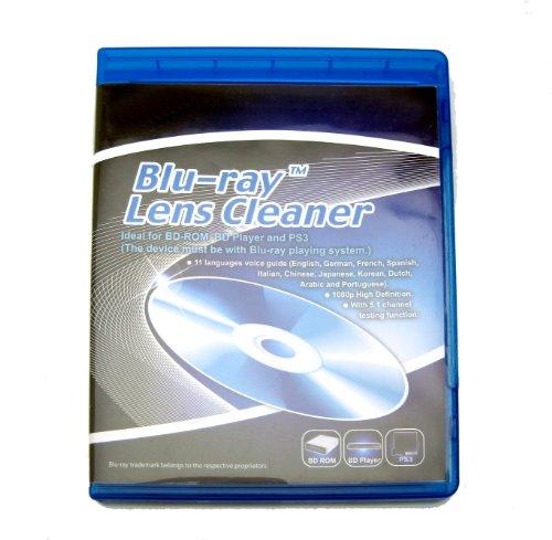 G&BL Disque de nettoyage pour lentilles Blu-ray (Import Royaume Uni)