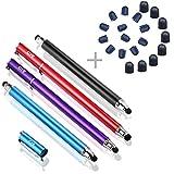 B & D 4 Stück Eingabestift Stylus Touch Pen für Apple...