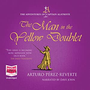 The Man in the Yellow Doublet Audiobook