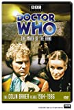 Doctor Who: Mark of the Rani -Story 140