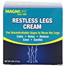 MagniLife Restless Legs Syndrome Cream 4 oz