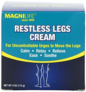MagniLife Restless Legs Syndrome Cream 4 oz