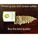 Verdure India's Green Coffee Beans For Weight Loss - 180 Gm (Makes 45 Cups). Premium AAA Grade Quality!